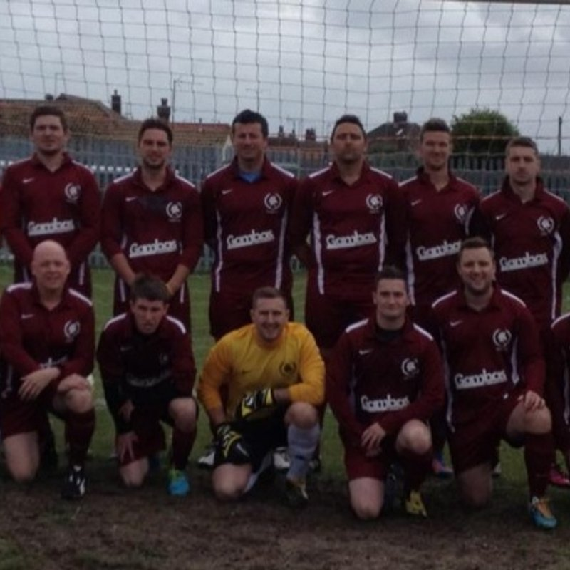 Caister 'A' beat Stanford 2 - 1