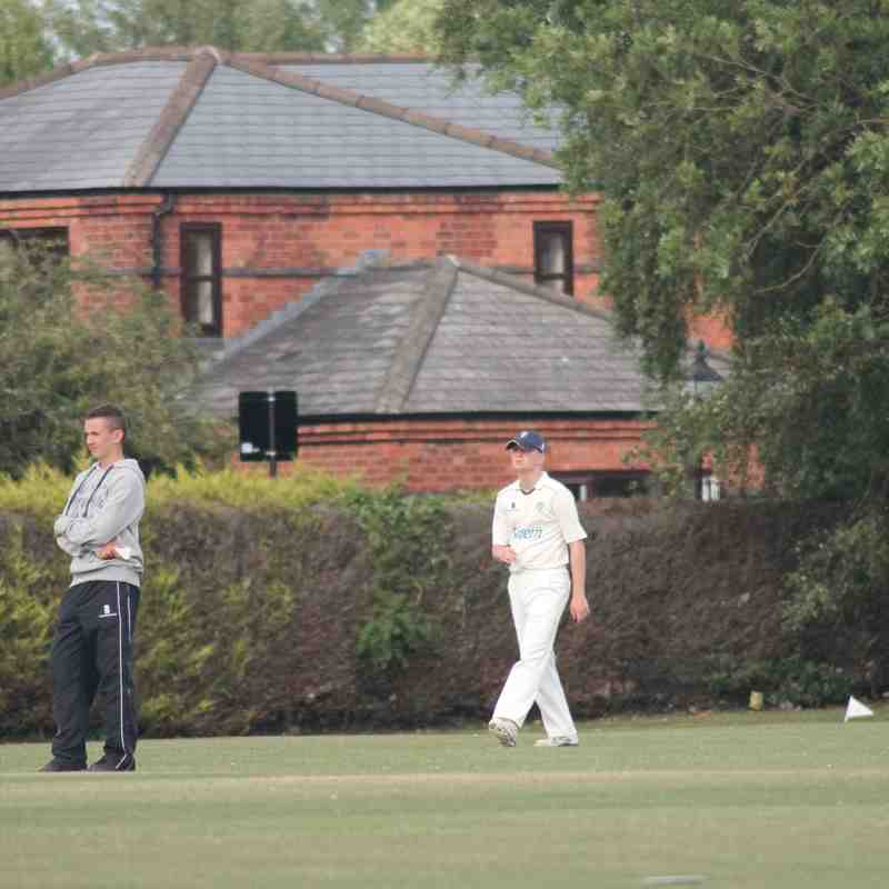 Newport 2nd XI vs Wellington 4th XI