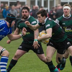 NW Vikings v Diss - Norfolk Cup Final