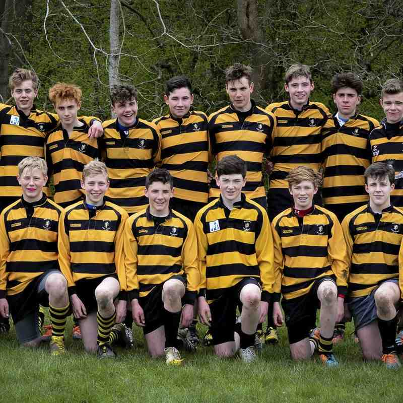 U15s vs Moortown - April 24 2016