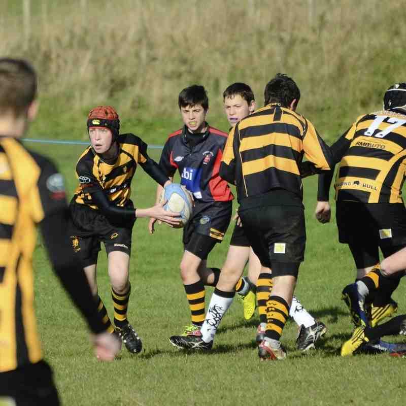 U16s vs Barnard Castle/Richmond