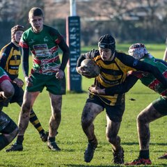 U16s vs West Hartlepool Jan 29 2017