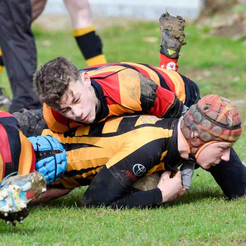 U16s vs Harrogate