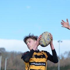 U16s vs Yarmbury