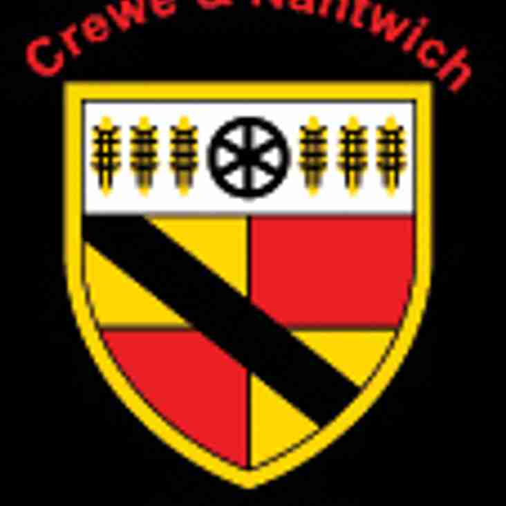 Crewe and Nantwich RUFC Privacy Policy