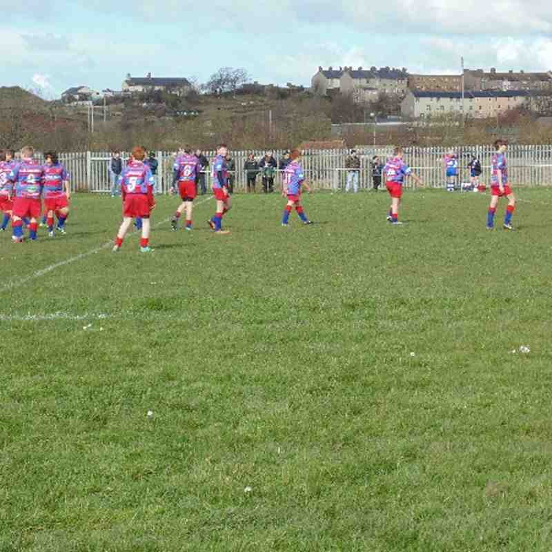 GLASSON U12 V EGREMONT 23.3.14