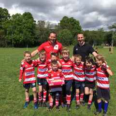 P2 and P3 Teams win Helensburgh Tournament