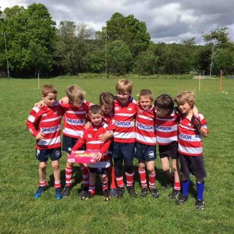 P3 Helensburgh Tournament