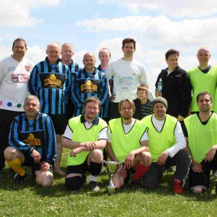 Bradford Town Veterans Tournament Winners