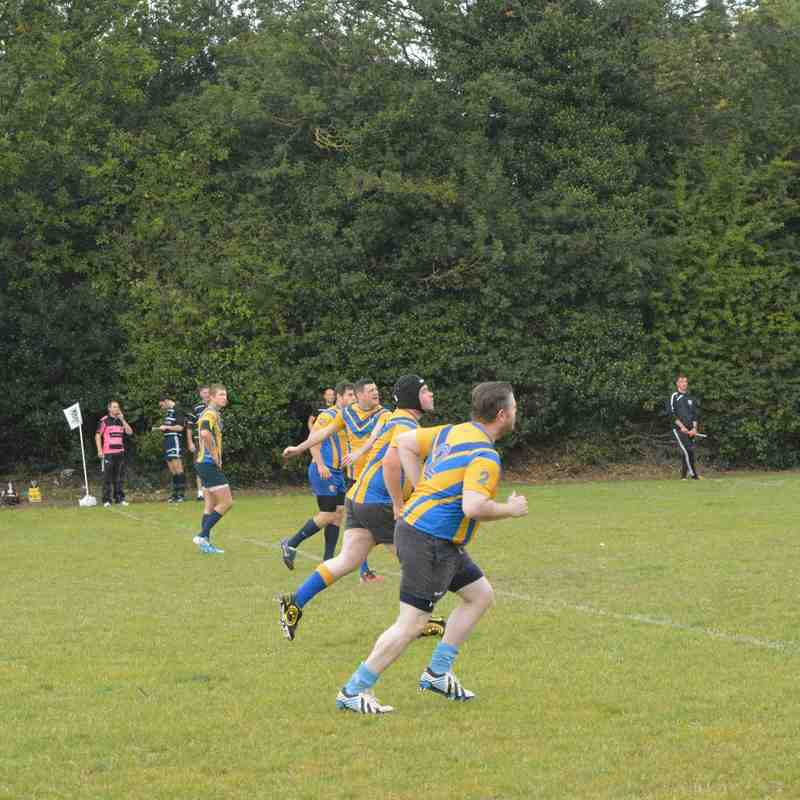 Chess Valley Vs Southgate RFC