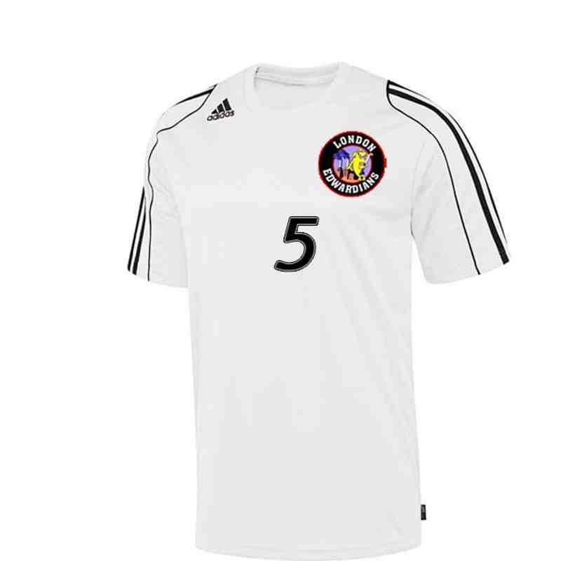 Men's White Playing Shirt