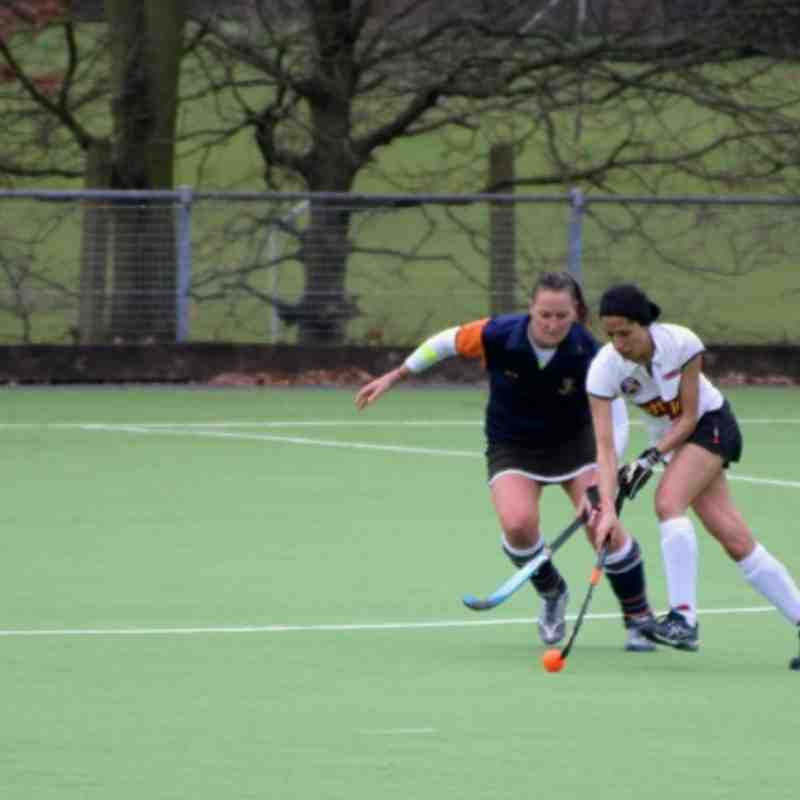 Ladies' 2s vs Old Cranleighans