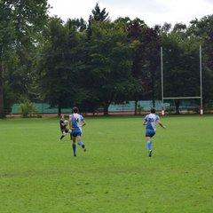 Exiles vs Braunschweig 17/18 season