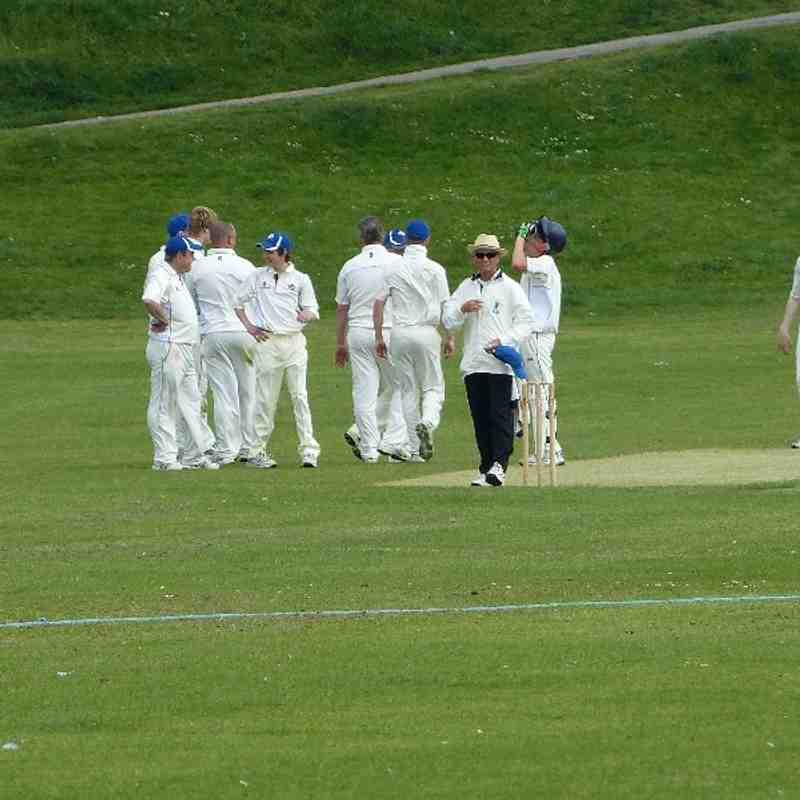Seaford 3rd XI v Bexhill 4th XI 2013