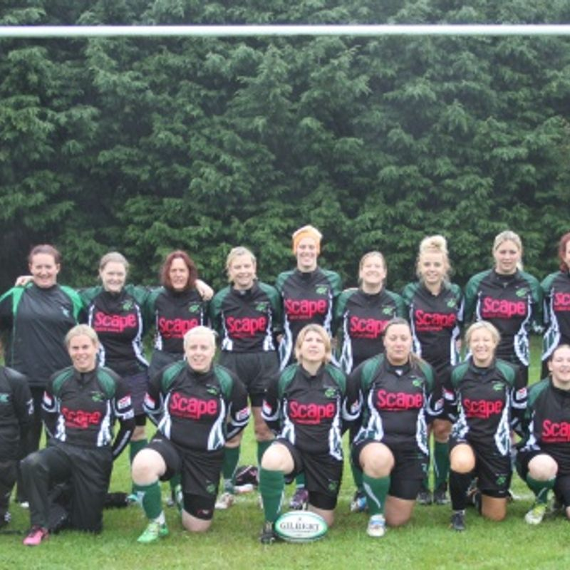 Ladies 1st lose to Lewes Ladies 51 - 0