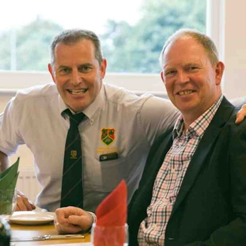 Stirland Paterson Sponsor Day Lunch - 17.9.16