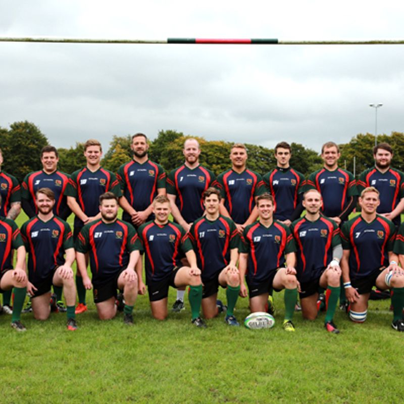 1st XV beat Huntingdon & District 74 - 10