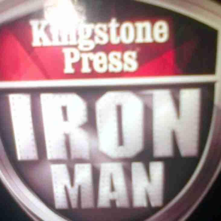 Iron Men Named