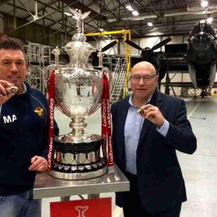Ladbrokes' Challenge Cup Round 2 Draw