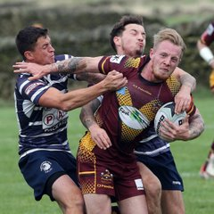 Underbank Rangers vs Featherstone Lions, September 24th 2016