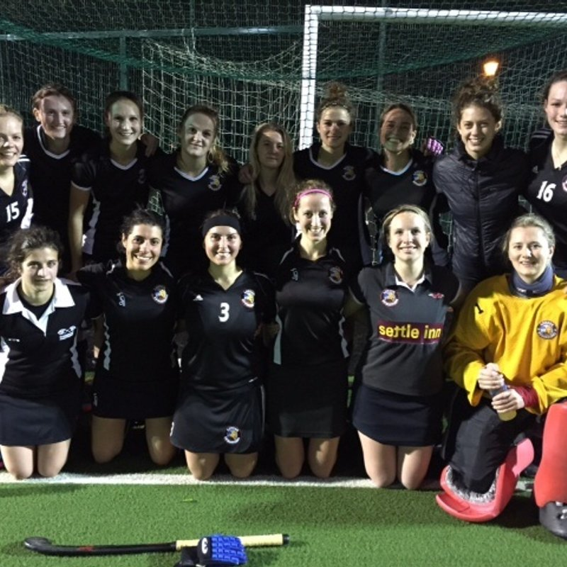 Ladies' 2nd XI lose to London Academicals 1 3 - 0