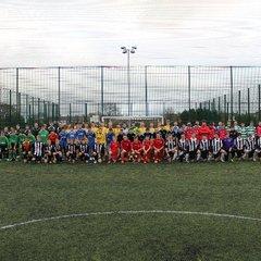 U16 Academy Futsal - Week 1 - 01/12/13