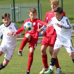 U12 and U16s knocked out in Academy Cup Semi Finals