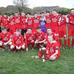 Premier Cup winners and NEWFA U19 Final for Nomads Youth Set Up