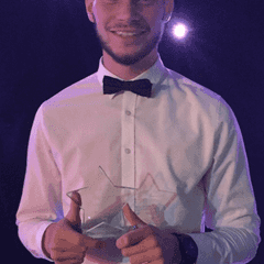 Academy Scholar Crowned Coleg Cambria Sport Student of the Year
