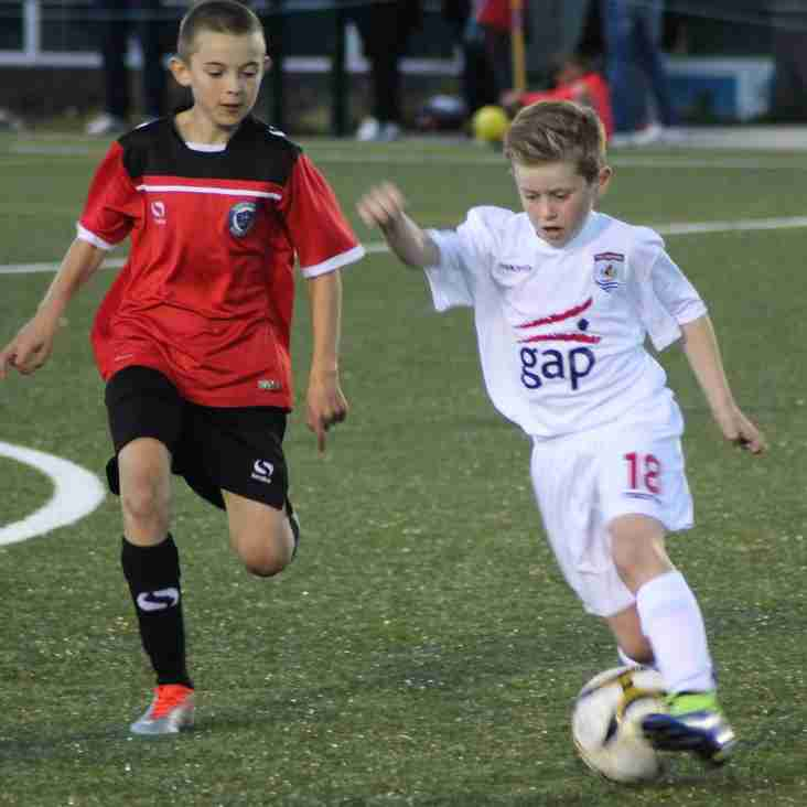 Academy to face Manchester City, Stoke City, Bury and Crewe Alex this Weekend