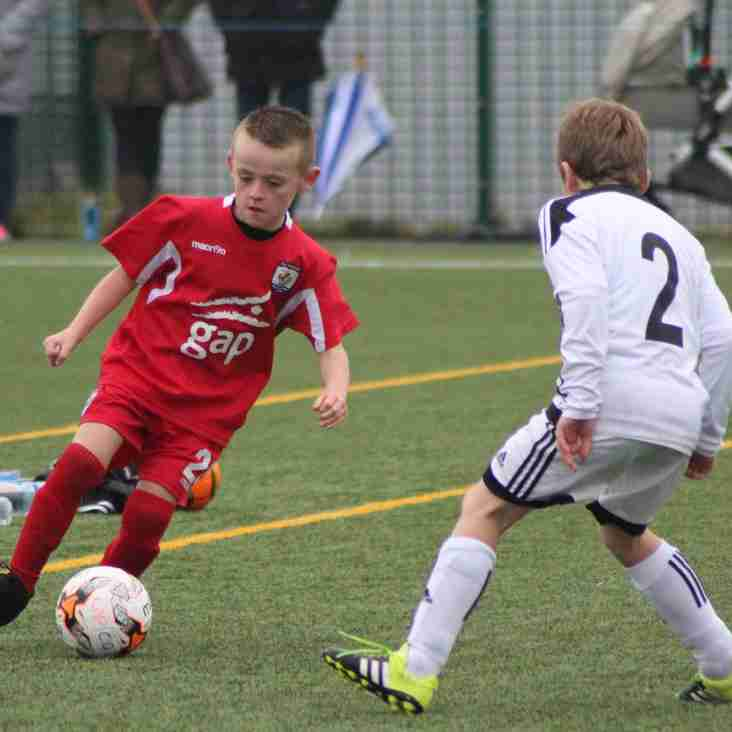 Academy Under 7 Trial Dates Announced