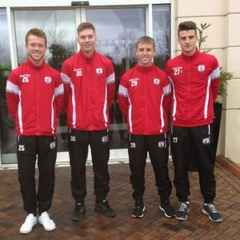 3 Academy Scholars Jet off to United States of America on Soccer Scholarships!
