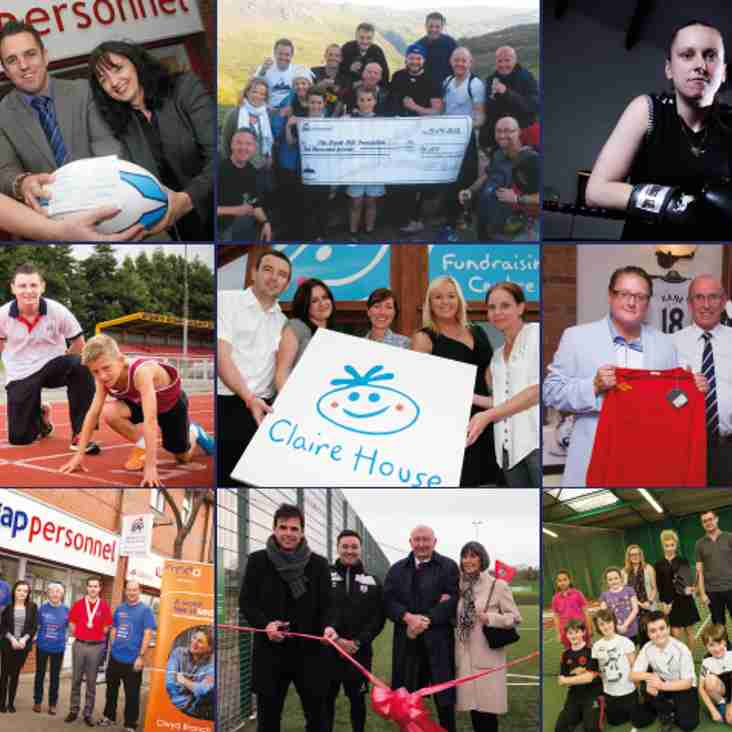 Gap 20:20 Charity Tournaments U8-U11 April 2017!
