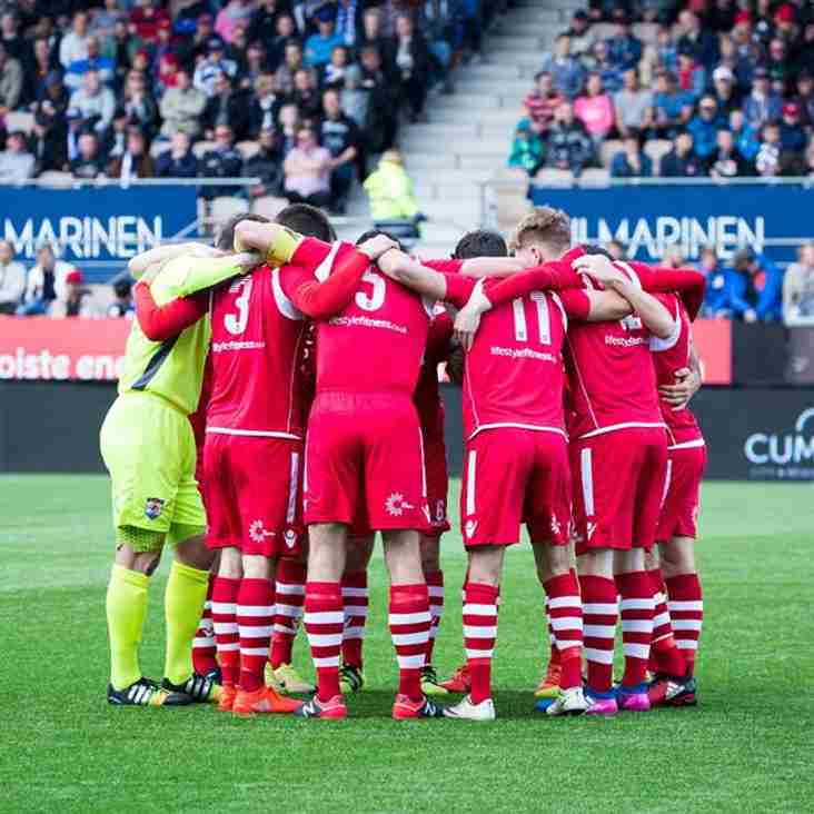 Nomads Academy Training Cancelled - Monday 11th December 2017