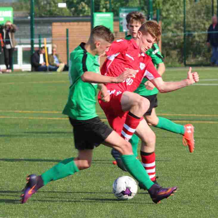Academy Weekly Round Up Including 4/4 for Nomads Senior Sides.