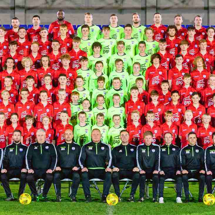 Nomads Academy 2018/2019 Squads Announced