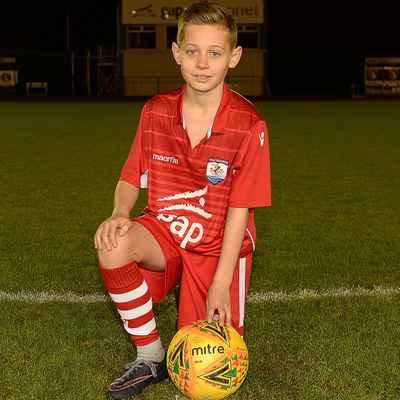 Liam Jones (9)
