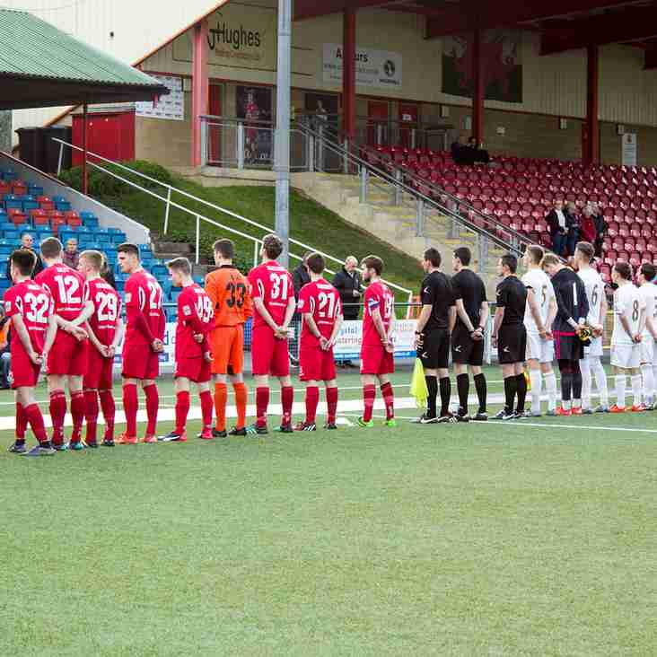 Under 19s to face Swansea City this Sunday in Semi Final of FAW Youth Cup