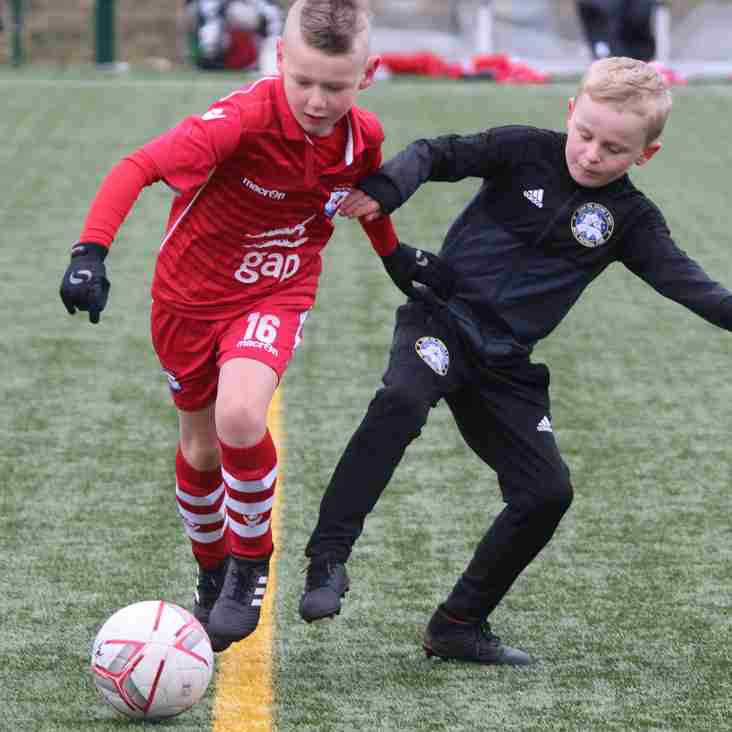 Academy Enjoys Weekend of Games vs Everton, Liverpool and Rhyl FC