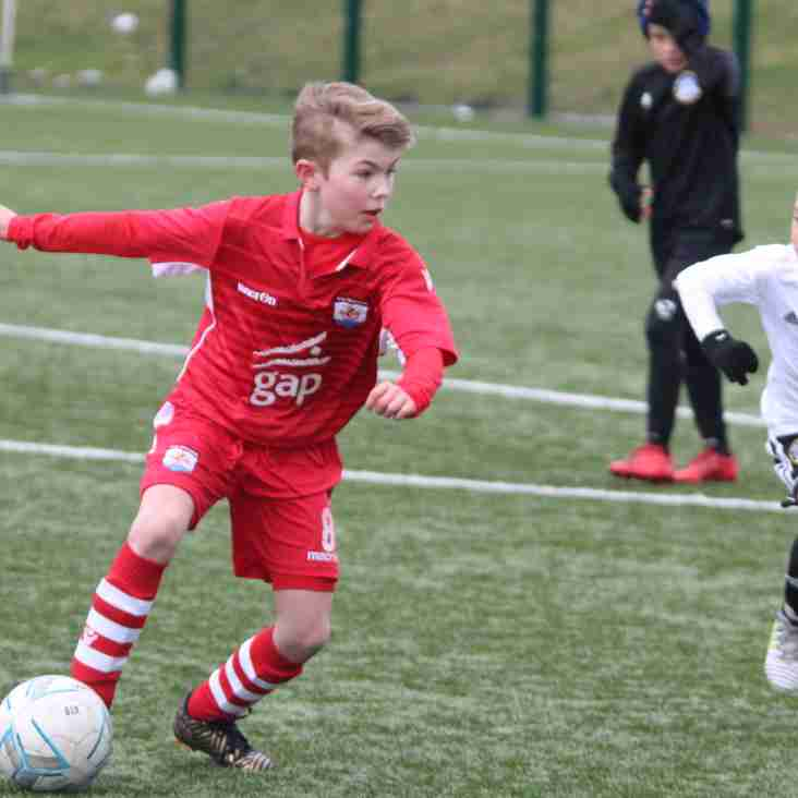 Nomads Academy Fixtures Wednesday 21st March to Sunday 25th March 2018