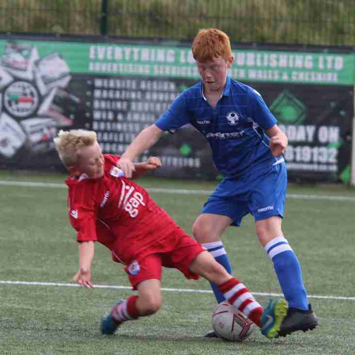 Academy Fixtures - Wednesday 19th to Sunday 23rd September 2018