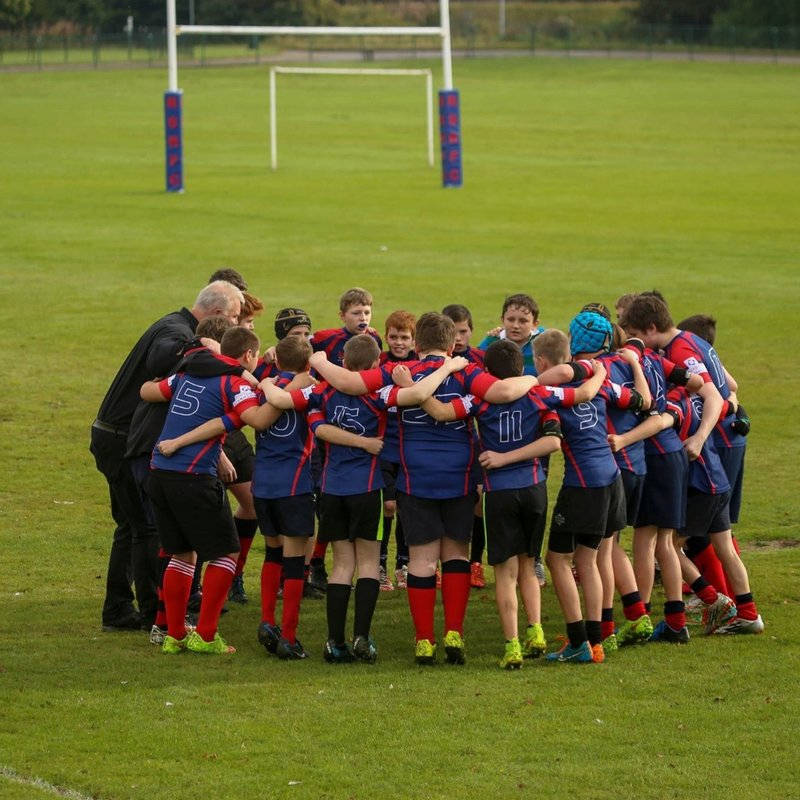 U14s lose to Orkney 32 - 27