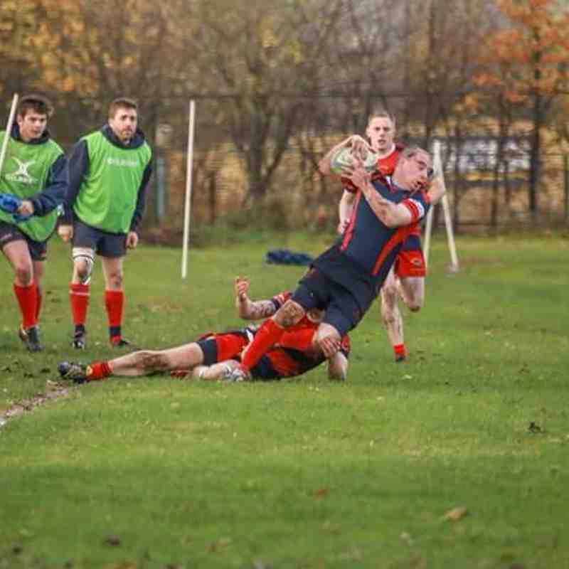 1st XV Stags v Kinloss Eagles - 14th November 2015