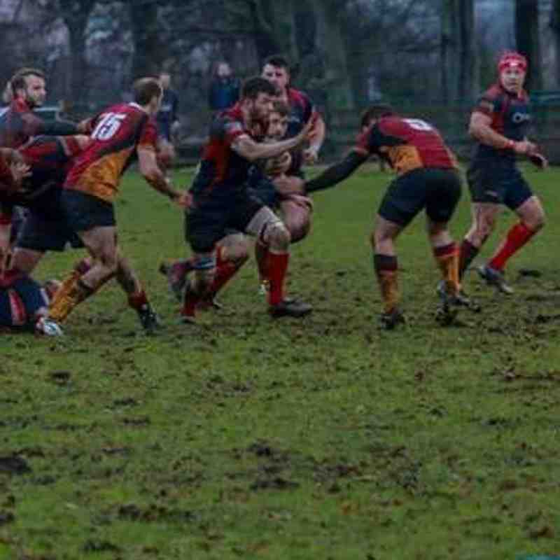 RSRFC vs Deeside 9 Jan 16