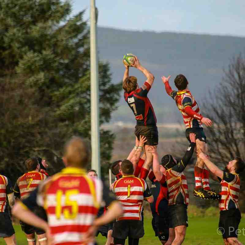 1st XV Stags v Moray - 23rd January 2016