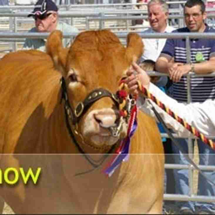 Sutherland Show 22nd July - Help us raise money for the club