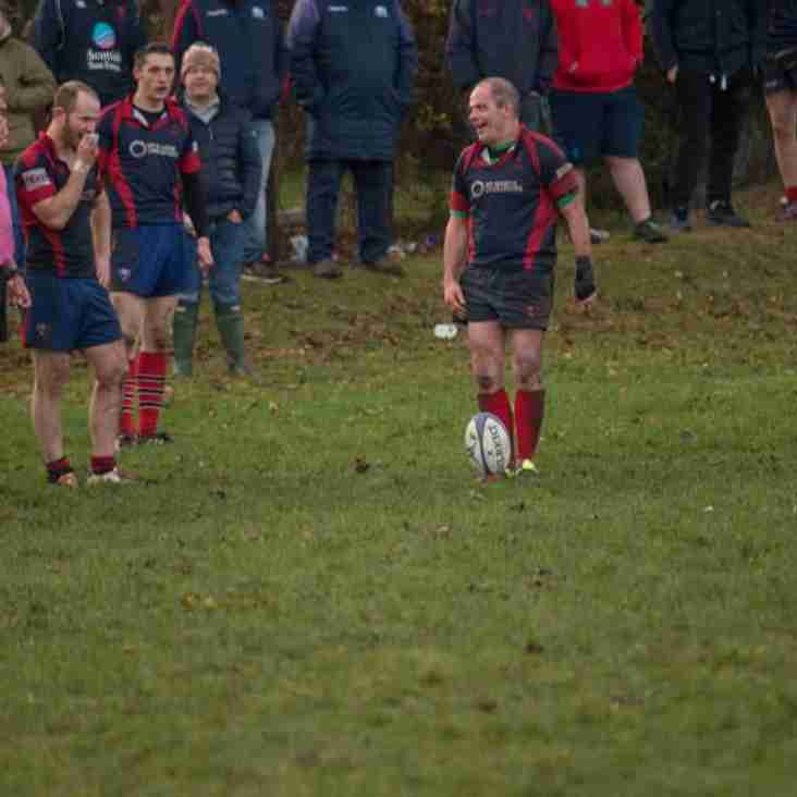 Alan's Last Ruck and Maul