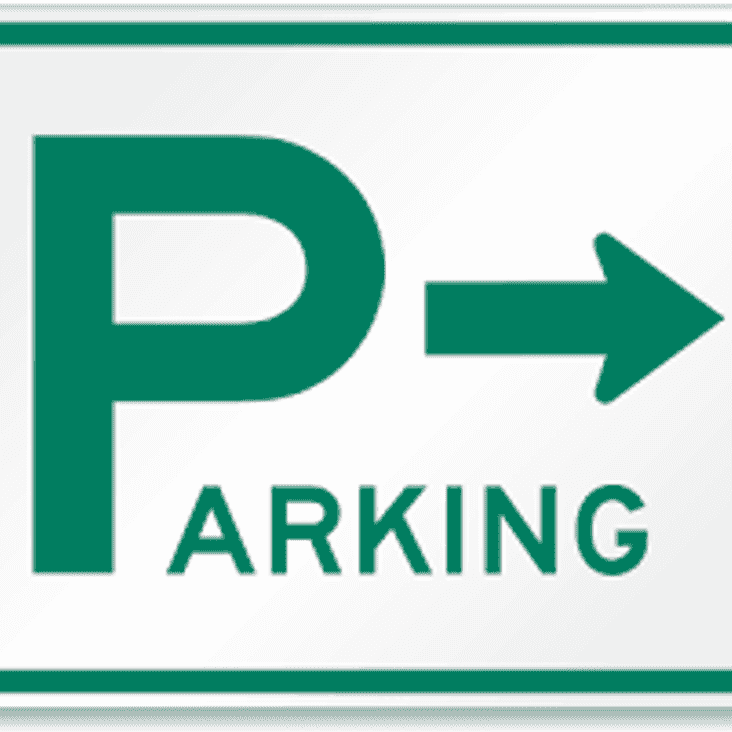 Saturday parking