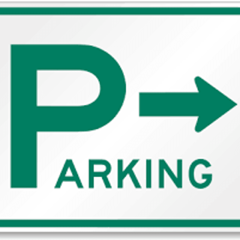 Parking at the Club - Important Information