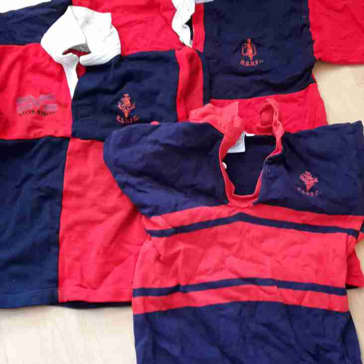 Surplus kit going to a good cause